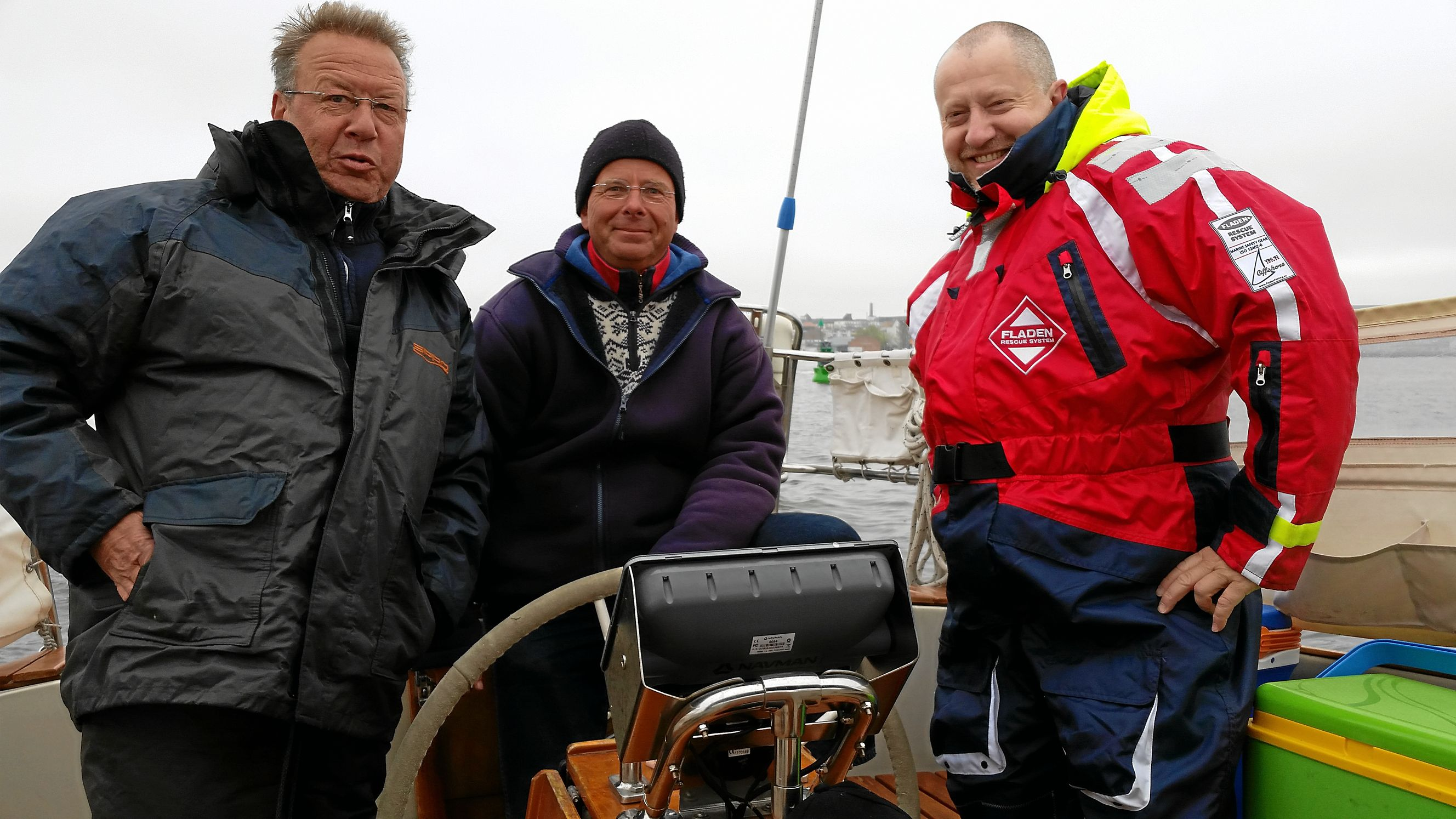 Das Hellesøy-Team 2015