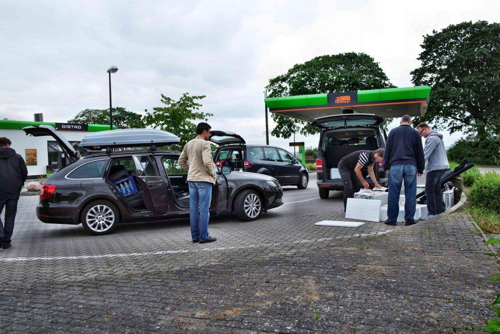HEM - Tankstelle am Real Wismar