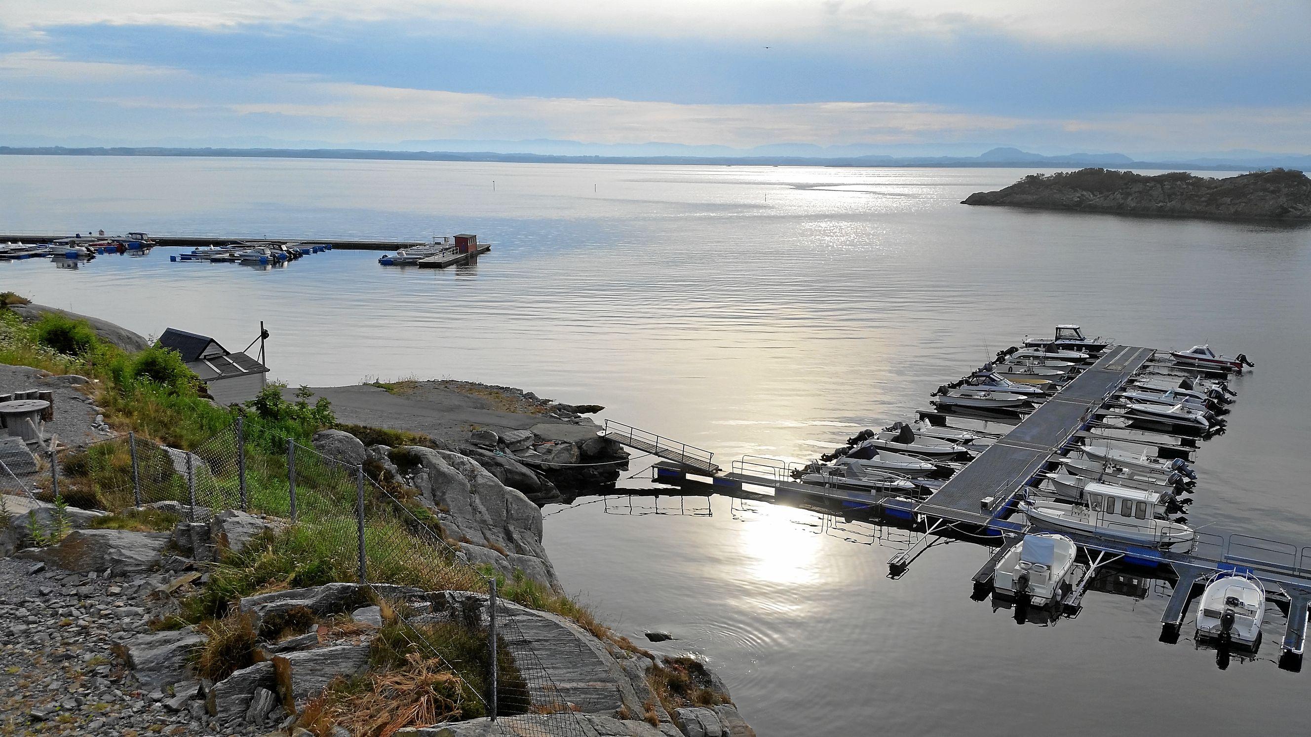 Morgenstimmung in Hellesøy