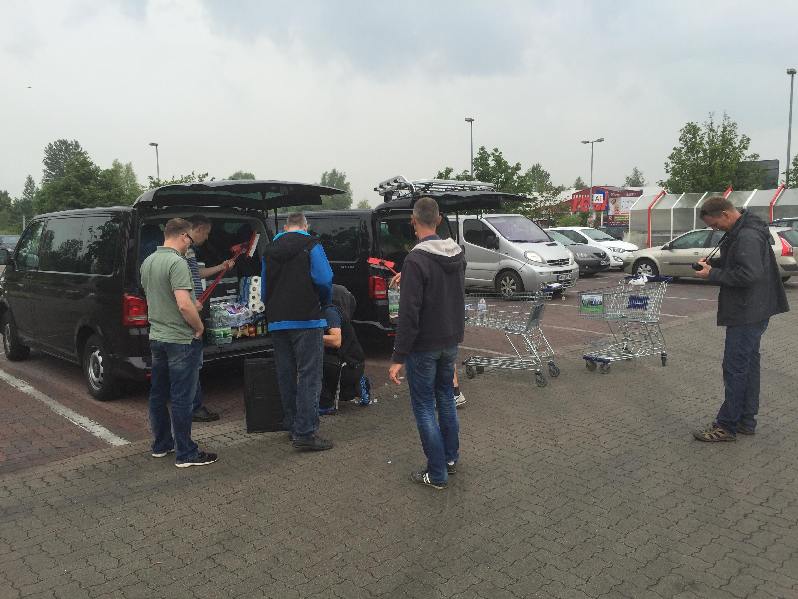 Einkaufen in Kritzow