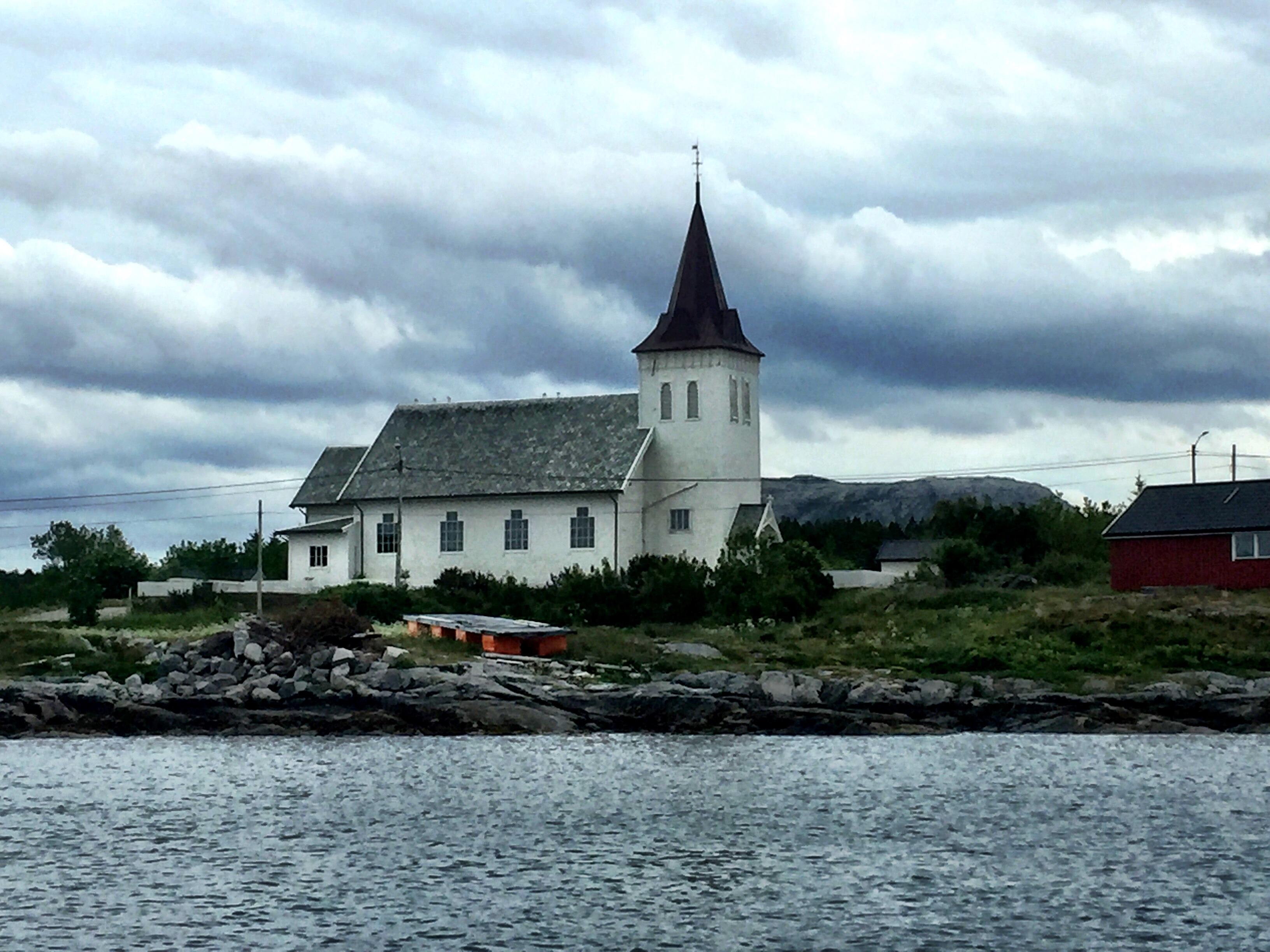 Kirche von Kvenvær