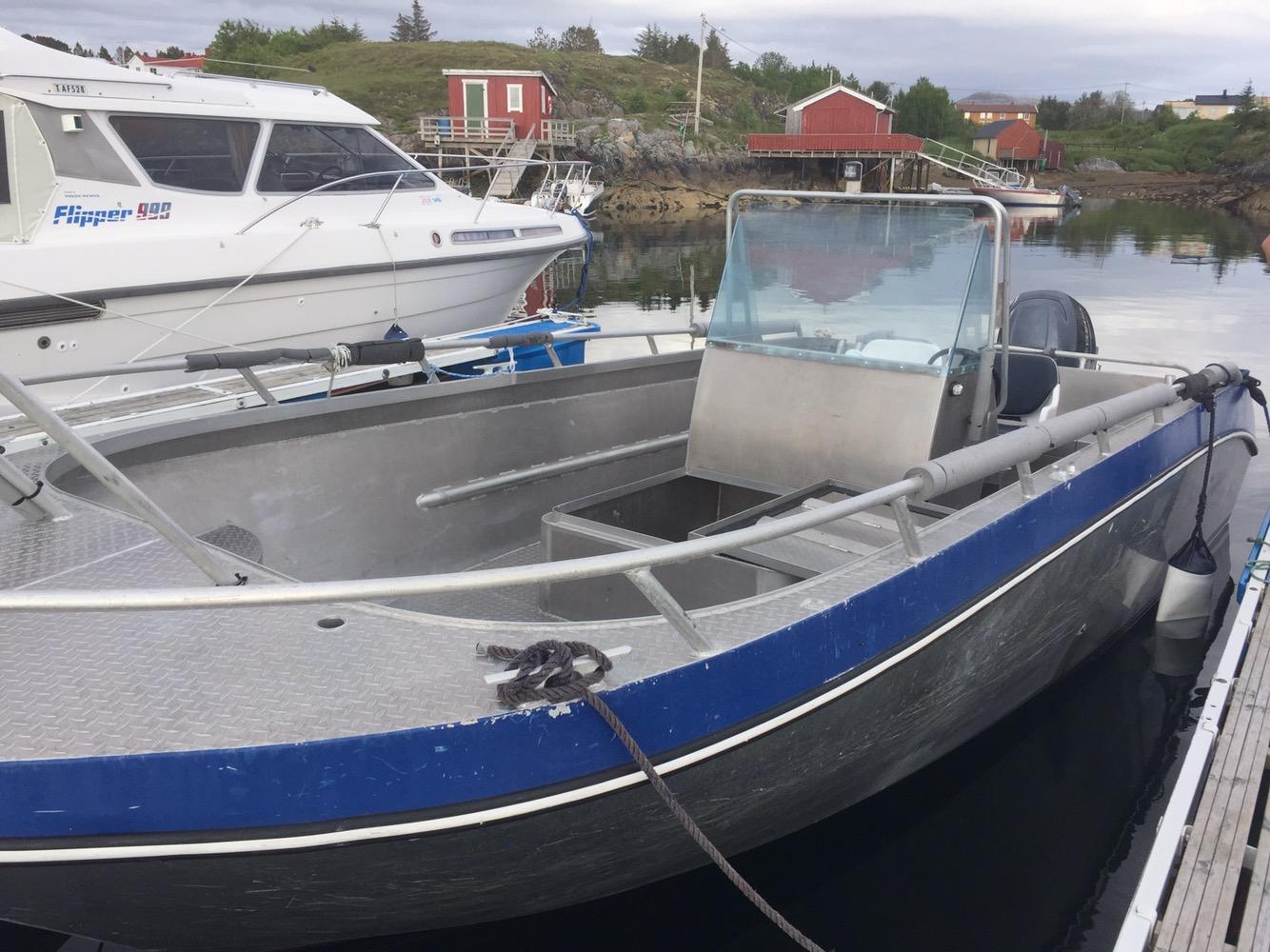 Eines unserer Boote
